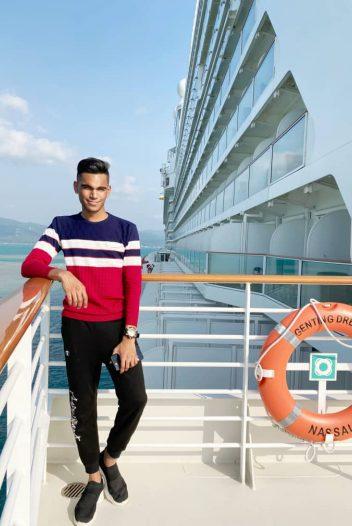 Centuria Academy Training Malaysia Testimonial GEnting Dream Cruise